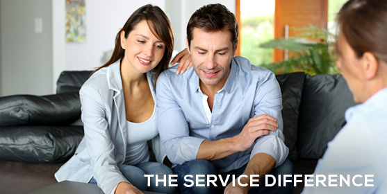 TheServiceDifference