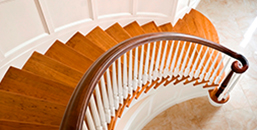 Fitts Component Stair Parts