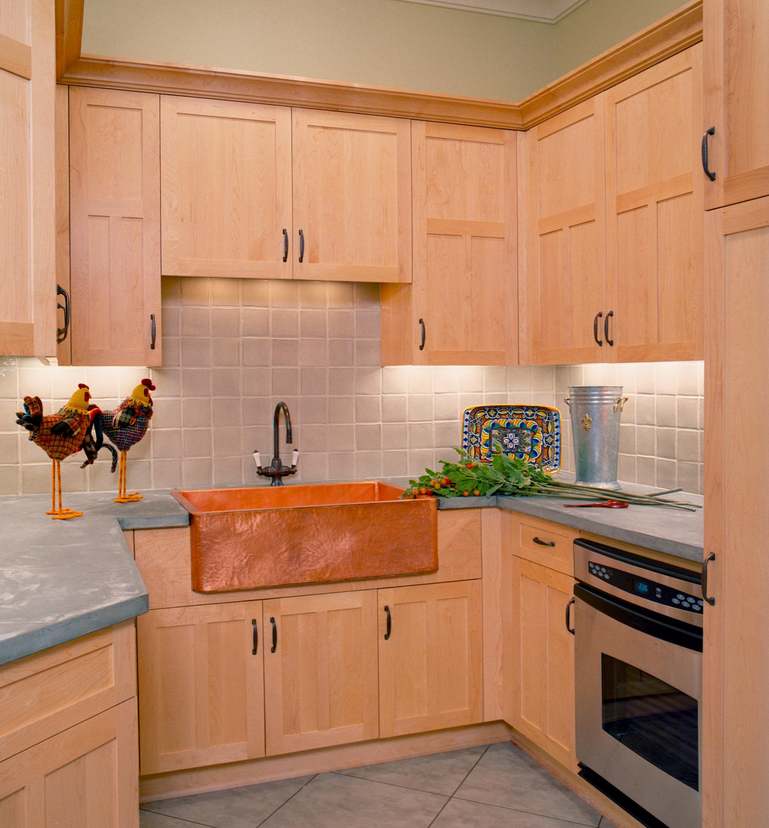 Country kitchen bakersfield home design interior design for Apex kitchen cabinets