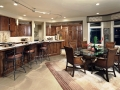 Open Kitchen & Dining Layout