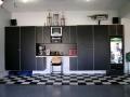 Checkered Garage