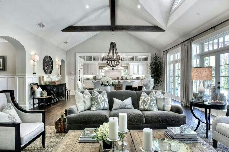Hamptons Style Living Room Ideas Living Room Ideas