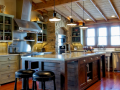 Lodge Kitchen by APEX Cabinetry