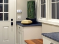 Custom Mudroom by APEX Cabinetry