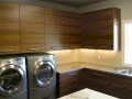 Custom Laundry Room by APEX Cabinetry