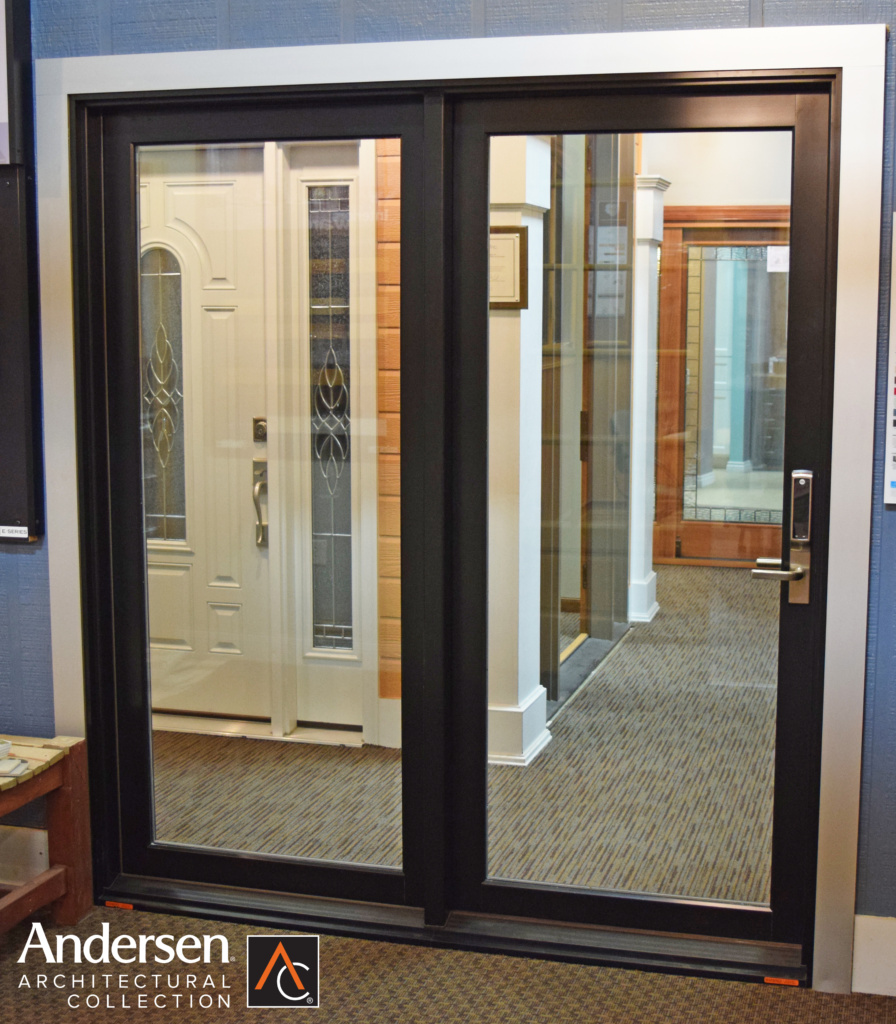 Andersen E Series Hinged Patio Doors More Than Lumber